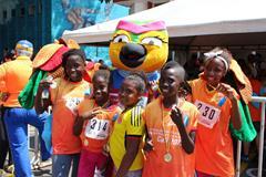 IAAF World Athletics Day in Cali, Colombia (IAAF World Youth Championships, Cali 2015 LOC)