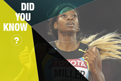 Did You Know Shaunae Miller ()