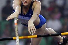 Minna Nikkanen competing in Beijing last summer (Getty Images)