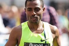 Kenenisa Bekele in the Bupa Great Manchester Run 2014 (Great Run / Dan Vernon)