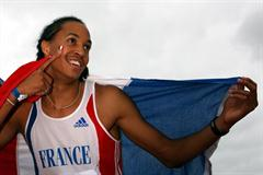 Pascal Martinot-Lagarde celebrates his 110m Hurdles gold (Getty Images)