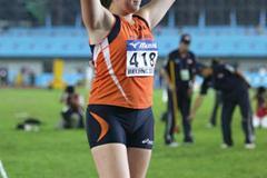 Melissa Boekelman of the Netherland - Shot Put gold medallist (Getty Images)