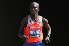 Wilson Kipsang marathon world record holder ()