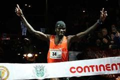 Joseph Ebuya takes a big New year's Eve victory in Amadora (organisers)