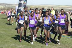 Senior men's race at the 2015 Cross Internacional de Atapuerca (Organisers)
