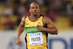 Michael Frater image used in Athlete profile (Getty images)