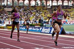 Big upset victory for Kaliese Spencer in Monaco (Philippe Fitte)