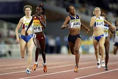 Calatayud wins the World Cup 800m title in Athens (Getty Images)