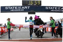 Lornah Kiplagat back from injury wins the 3rd Runner's World Zandvoort Circuit Run (organisers)