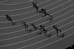 Day 3 (24/08/2015). Women's 400m, round 1, heat 6. EOS-1D X + EF100-400mm F4.5-5.6L IS II USM. F8.0, 1/2000sec, ISO200 (Takashi Okui)