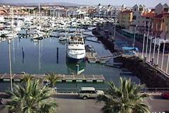 The Vilamoura marina (© IAAF)