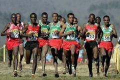 Long Race - Kiprop (475), Kipchoge (430) , Dinkessa (383), Bekele (60), Talel (433), Gezhagne (388) (Getty Images)