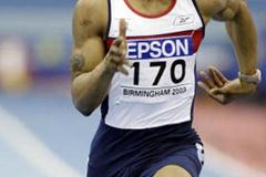 Mark Lewis Francis (GBR) - 60m heats (Getty Images)