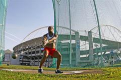 Yipsi Moreno in Rio (Marcelo Ferrelli/CBAt)