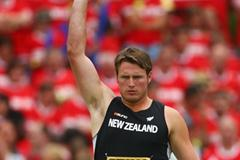 Tomas Walsh of New Zealand (Getty Images)