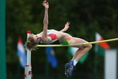Amy Pejkovic of Australia in action (Getty Images)