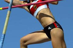Anna Schultze of Germany finishes second in the Women's Pole Vault final (Getty Images)