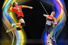 Katharina Molitor Volleyball ()