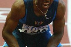 Tyree Washington celebrates winning his semi final (Getty Images)