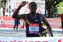 Solid run by Tadese Tola in Lisbon half marathon (Marcelino Almeida)