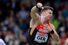 David Storl at the 2014 European Athletics Team Championships (Getty Images)