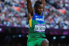 Mauro Vinicius Da Silva at the London 2012 Olympic Games (Getty Images)