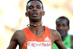 Impressive 5000m win for Dejen Gebremeskel in Oslo (Mark Shearman)