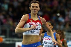 Natalya Antyukh in Torino (Getty Images)
