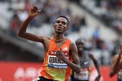 Dejen Gebremeskel's 12:46.81 breakthrough in Paris (Jean-Pierre Durand)