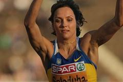 14.99m world lead for Olha Saladuha in Helsinki (Getty Images)