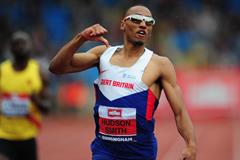 Matthew Hudson-Smith at the British Championships (Getty Images)