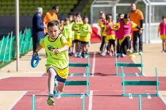 Kids' Athletics in Monaco - 8 April 2015 (Philippe Fitte / IAAF)