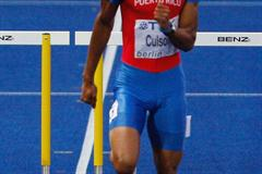Javier Culson at the 2009 World Championships (Getty Images)