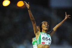 Big win for Meselech Melkamu at the African Championships (Jiro Mochizuki (Agence shot))