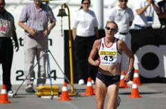 Radcliffe out in front (IAAF)