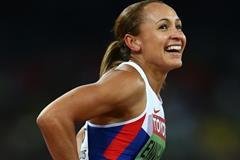 Heptathlon winner Jessica Ennis-Hill at the IAAF World Championships, Beijing 2015 (Getty Images)