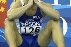 Erki Nool of Estonia (Getty Images)