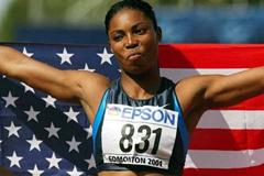 2001 World 100m Hurdles winner - Anjanette Kirkland (Getty Images)