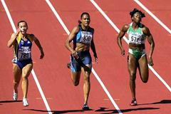Endurance Ojokolo of Nigeria (Getty Images)