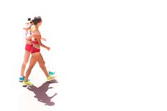 Day 7 (28/08/2015). Liu Hong, women's 20km race walk. EOS-1D X + EF600mm F4L IS II USM + EXTENDER EF2.0xIII. F8.0, 1/2000sec, ISO6400 (Takashi Okui)