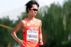 Eiki Takahashi at the IAAF World Championships Beijing 2015 (Getty Images)