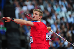 Andreas Thorkildsen ()