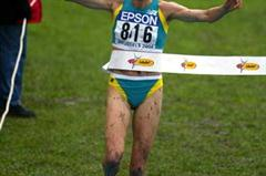 Benita Johnson takes historic win for Australia - women's long race (Getty Images)