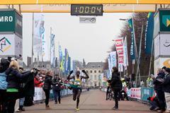 Edwin Kipyego wins at The Hague (Organisers)