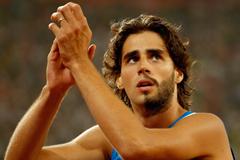 Gianmarco Tamberi at the 2015 Beijing World Championships ()