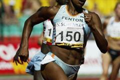 Lorraine Fenton of Jamaica (Getty Images)