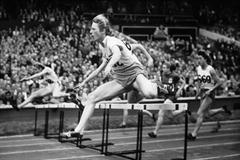 IAAF Hall of Fame - Fanny Blankers-Koen (NED) (Getty Images)
