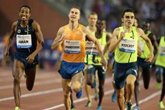 Adam Kszczot winning the 1000m at the 2014 IAAF Diamond League final in Brussels (Gladys von der Laage)