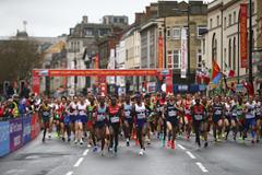 Cardiff Half Marathon ()