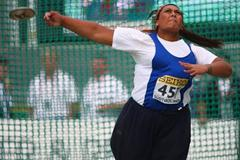 Margaret Satupai of Samoa (Getty Images)